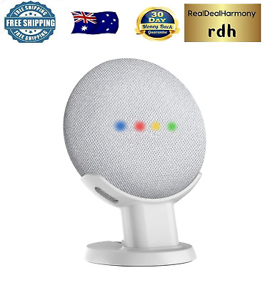 AU19.21 • Buy Pedestal For Google Home Mini/Nest Mini 2nd Gen Improves Sound Visibility