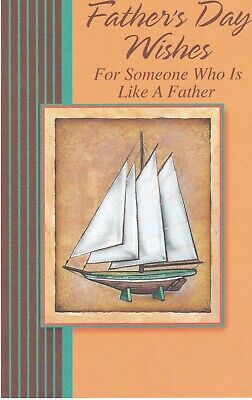 $2 • Buy Father's Day Card With Envelope For Like A Father