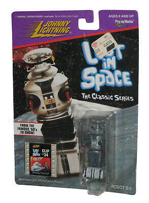 AU39.15 • Buy Lost In Space The Classic Series Johnny Lightning Robot B-9 Toy Figure