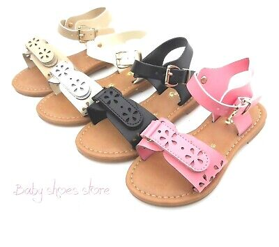 $9 • Buy Baby Infant Toddler Girls Adorable Sandals Size 3-6 New