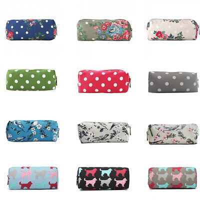 £2.29 • Buy Pencil Pen Case Cosmetic Make Up Bag Storage Pouch Owl Butterfly Floral Bird