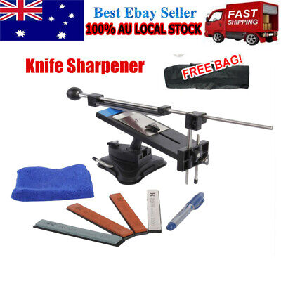 AU39.59 • Buy Professional Edge Pro Knife Sharpening Fix-angle Sharpener System With 4 Stones