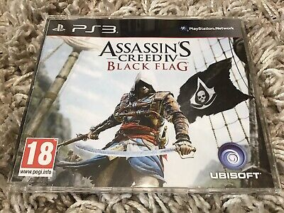 Assassin's Creed IV Black Flag Sony PlayStation 3 Promo Disc Full Game • 3.95£