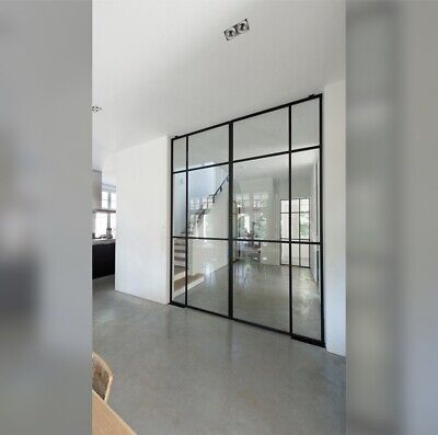 Crittall Inspired Internal Doors And Windows • 499£