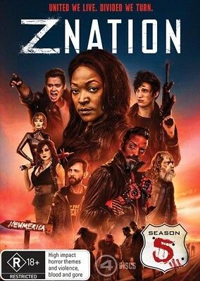 AU23.50 • Buy Z Nation - Season 5 : NEW DVD