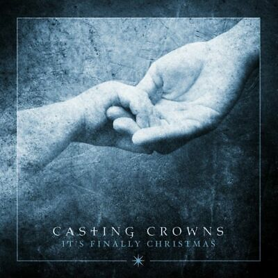 $4.62 • Buy Casting Crowns : It's Finally Christmas Xmas Vocal 1 Disc CD