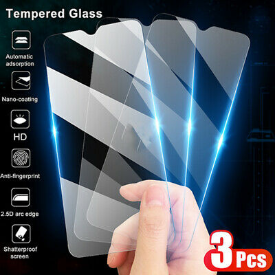 $ CDN2.52 • Buy 3Pcs For Xiaomi Mi 9T A3 Lite A2 F1 Mi 8 9 Lite Tempered Glass Screen Protector