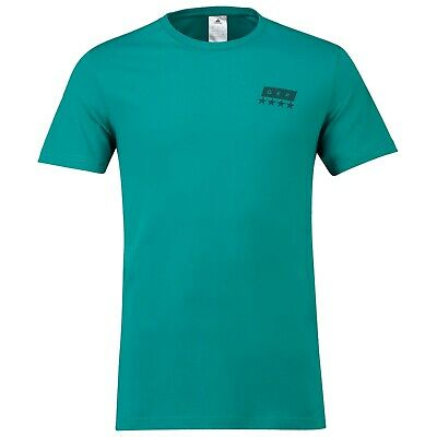 C36 Mens S Germany Graphic T-Shirt - Green • 9.99£