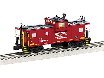 $123.21 • Buy LIONEL 6-85077 Norfolk Southern Wide Vision Caboose W/ Camera #555059 NEW 2018