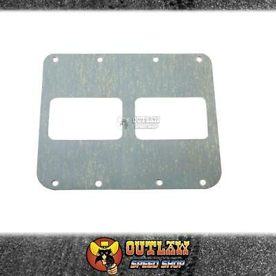 AU44.80 • Buy Weiand Gasket Supercharger To Manifold Base 6-71 - 871 Blower - Wm7077