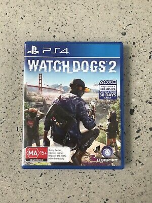 AU5 • Buy Watch Dogs 2 (complete) - PS4 Playstation 4