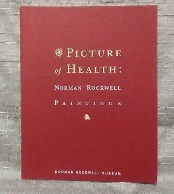 $ CDN11.93 • Buy Norman Rockwell Museum Picture Of Health Book