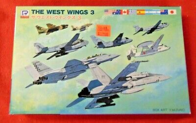 £17.96 • Buy Pit-Road Skywave Series S-13 The West Wings 3 1/700 Scale Plastic Model ToyKit