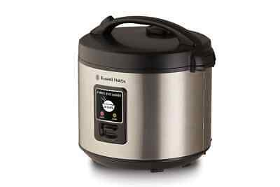 AU74.99 • Buy Russell Hobbs Rice Cooker Family Cookers Electric Food Steamer Storage Container