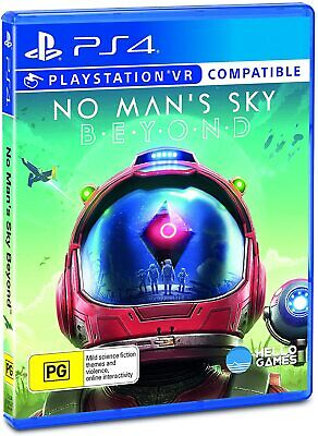 AU24.95 • Buy BRAND NEW & SEALED No Mans Sky Beyond (PlayStation 4, 2019) Game PS4 VR Man's