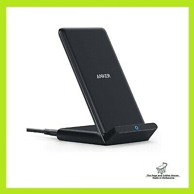 AU44 • Buy Anker Fast Wireless Charger, 10W Wireless Charging Stand, Qi-Certified PowerWave
