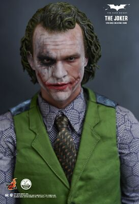 $ CDN995.54 • Buy Hot Toys JOKER Heath Ledger Batman Dark Knight 1/4 Scale QS010 Special Exclusive