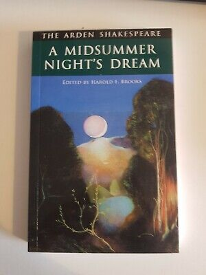 A Midsummer Nights Dream By William Shakespeare (Paperback, 1979) • 4.49£