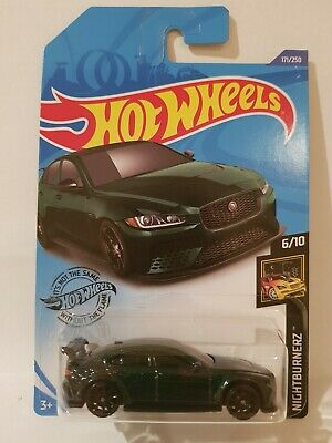 AU9.95 • Buy Hot Wheels 2020 - JAGUAR XE SV PROJECT 8 [GREEN] *12 CARS POSTED FOR $10*