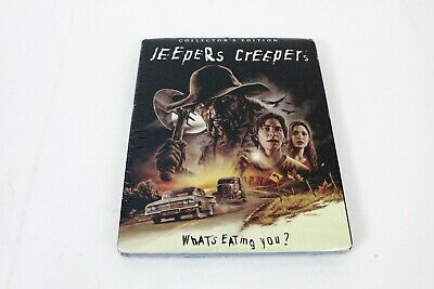$68 • Buy Jeepers Creepers Blu Ray Scream Factory Collector Ed Slipcover OOP RARE NEW