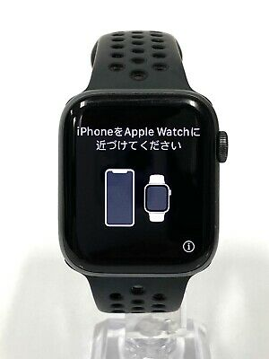 $ CDN386.51 • Buy Apple Watch Series 4 44 Mm Space Gray Aluminum Case With Nike Band GPS Cellular
