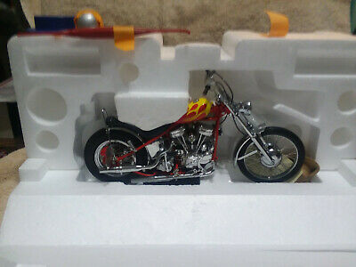 $325 • Buy Franklin Mint Easy Riders Billy Bike, With Box