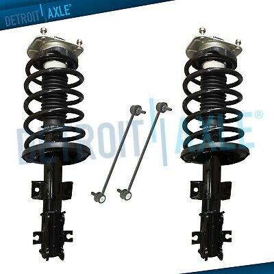 $118.40 • Buy Front Struts & Coil Spring Assembly Sway Bars For Volvo V70 S80 S60 NO Four-C