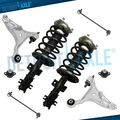 $238.40 • Buy Front Struts & Spring Sway Bars Lower Control Arms Ball Joints For Volvo S60 V70