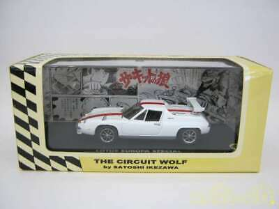 $ CDN243.06 • Buy Kyosho 1/43 Lotus Europa Special 4955439017241 White Red Circuit Wolf Scale Car