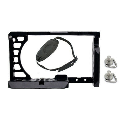 $ CDN43.92 • Buy BGNING Cage Camera For SONY A6500 / A6400 For Canon EOS M50 With Bracelet Strap