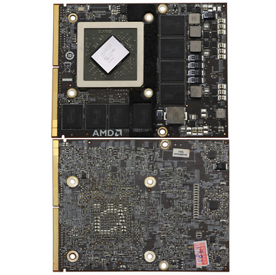 $187.79 • Buy AMD A1312 ATI Radeon HD 6970M HD6970M 1GB DDR5 MXM VGA Card For Apple IMac 2011
