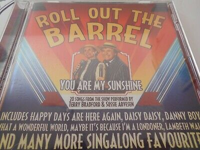 Terry Bradford & Sussie Arvesen : Roll Out The Barrel: You Are My Sunshine CD • 8.50£