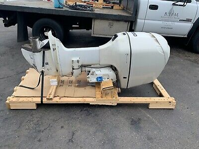 $3900 • Buy 2004 Evinrude 250 Hp DI Outboard Boat Motor Engine 30  Prop Runs Well Good Shape