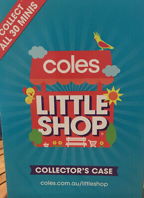 $47.78 • Buy Coles-Little-Shop Series1 Full Set With Collector Case In Great Condition