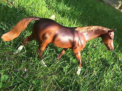 £47 • Buy Breyer Classic Warmblood Mare 2007 Ariat Limited Edition