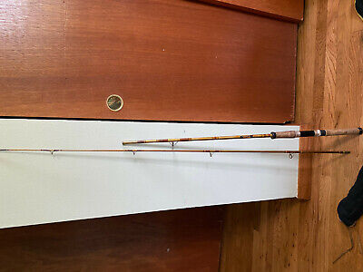 $54.99 • Buy Vintage Garcia Conolon 7ft Heavy Action Fishing Rod & Original Wrap - Used