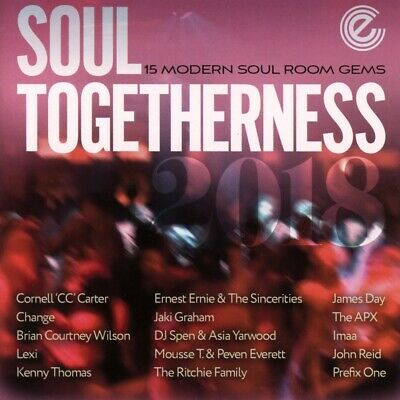 Various - Soul Togetherness 2018 • 9.74£