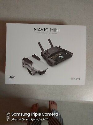 AU425 • Buy Brand New dji Mavic Mini Drone.(opened To Show Contents)