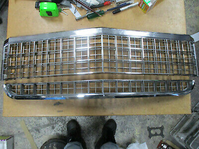 AU2499.99 • Buy Nos Holden Hz Sle Lower Grill Statesman Sl/e Grille Insert Hj Hx New Old Stock