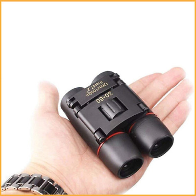 30x60 Compact Small Binoculars Powerful Folding Telescope With Clean Cloth... • 21.39£