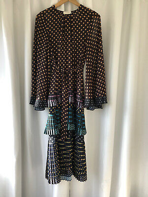 AU150 • Buy Zimmermann Spotted Dress - Excellent Condition - Size 1