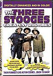 The Three Stooges - Greatest Routines (DVD, 2009) • 4.08£