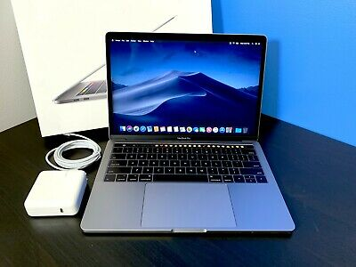 $1049 • Buy Apple Macbook Pro 13 Touch Bar Space Gray / Core I5 2.9ghz / 512gb Ssd / Os2019