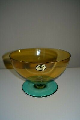 AU25 • Buy Unwanted Gift ***Bohemia****Colour Bowl Brand New With Tags