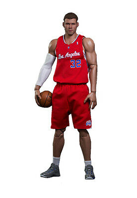 $141.08 • Buy NBA - Blake Griffin 'LA Clippers' 1/6th Scale Action Figure (Enterbay) #NEW