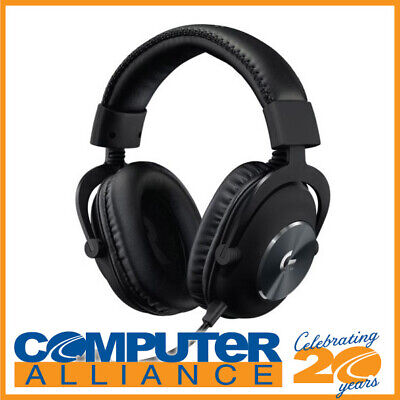 AU225 • Buy Logitech G Pro X Wired Gaming Headset 981-000820