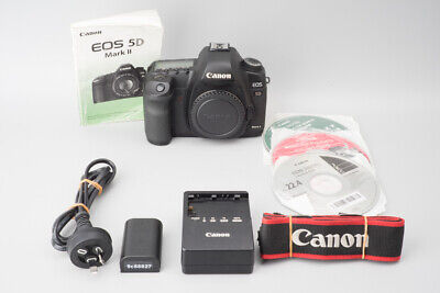 $ CDN817.10 • Buy Canon EOS 5D Mark II 21.1MP Digital SLR Camera Body Only, 5D2 Full Frame