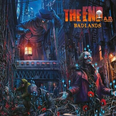 The End A.D. - Badlands • 13.99£