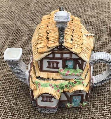 Leonardo Novelty Collectors Teapot Country Cottage • 11.95£