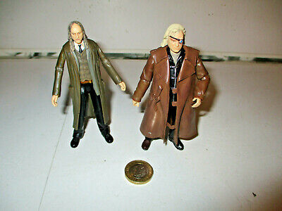 $16.53 • Buy Harry Potter Argus Filch & Mad Eye Moody Action Figures Order Of The Pheonix